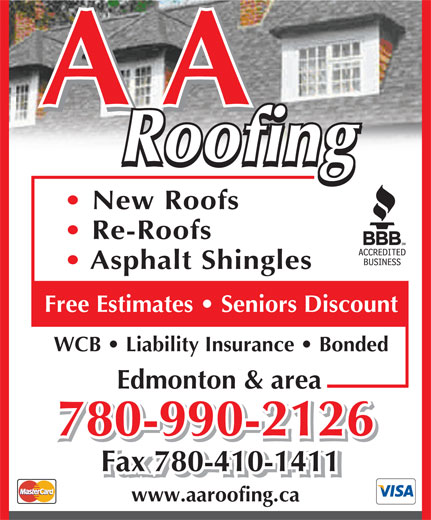 Ads A A Roofing
