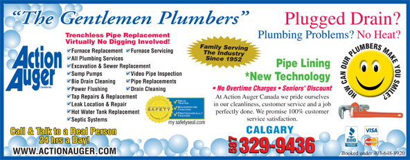Ads Action Auger Canada Inc