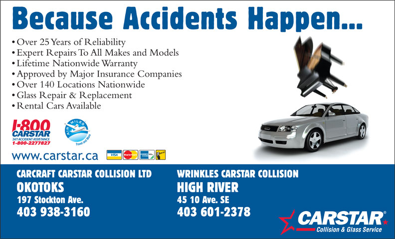 Ads Carcraft Carstar Collision