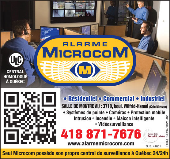 Ads Alarme Microcom
