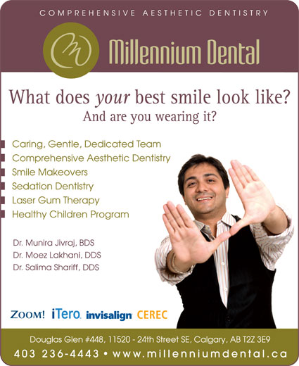 Ads Millennium Dental - Douglas Glen