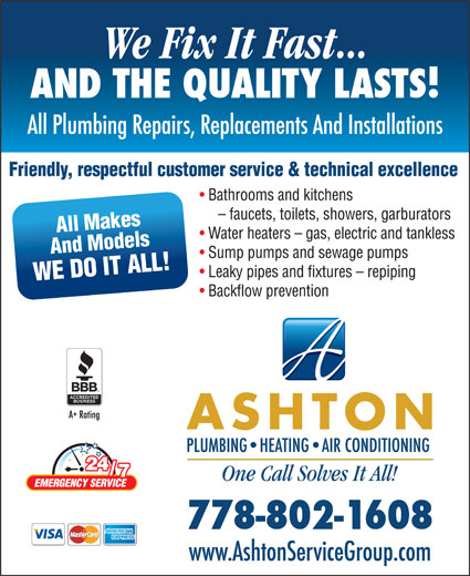 Ads Ashton Service Group