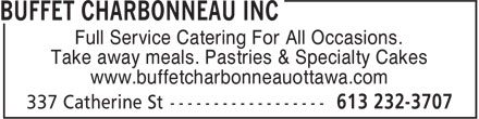 Ads Buffet Charbonneau Inc