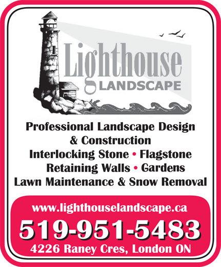 Ads Lighthouse Landscape