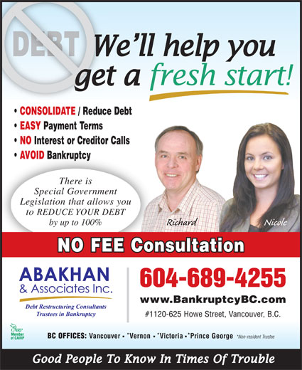 Ads Abakhan & Associates Inc