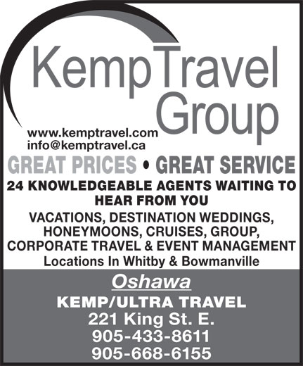 Ads Kemp Travel