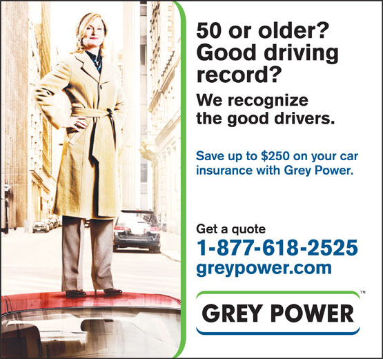 Ads Grey Power