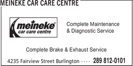 Ads Meineke Car Care Centre