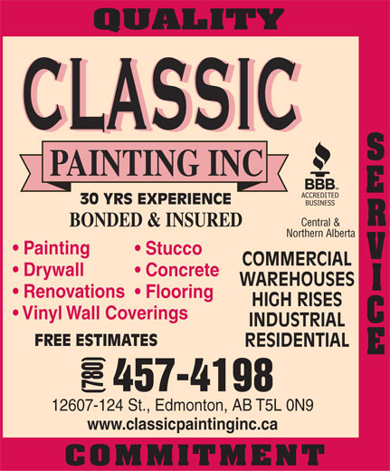 Ads Classic Painting Inc