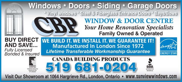 Ads CBP Window & Door Centre