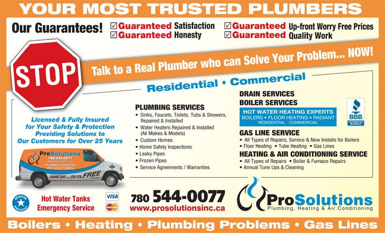 Ads Pro Solutions Plumbing Heating & Air Conditioning