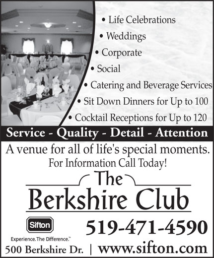 Ads Berkshire Club