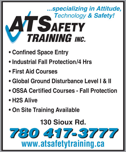 Ads ATsafety Training Inc