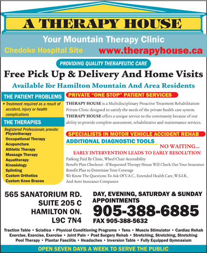 Ads Therapy House