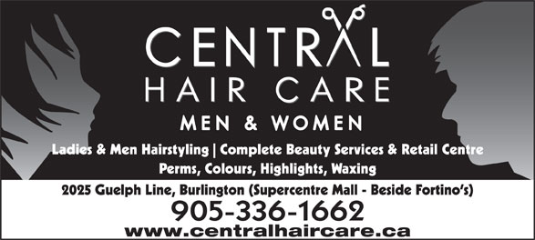 Ads Central Hair Care