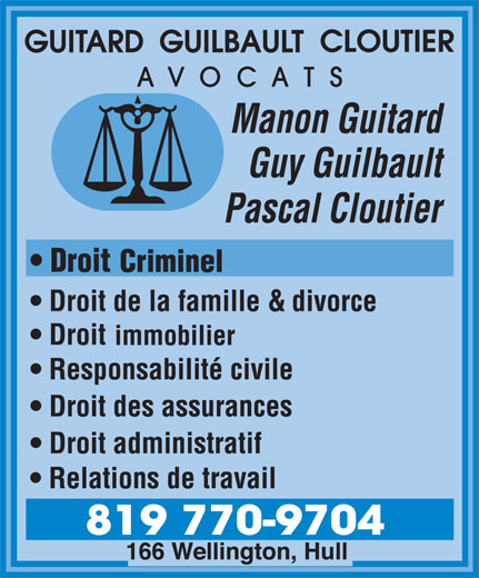 Ads Guitard Guilbault Cloutier