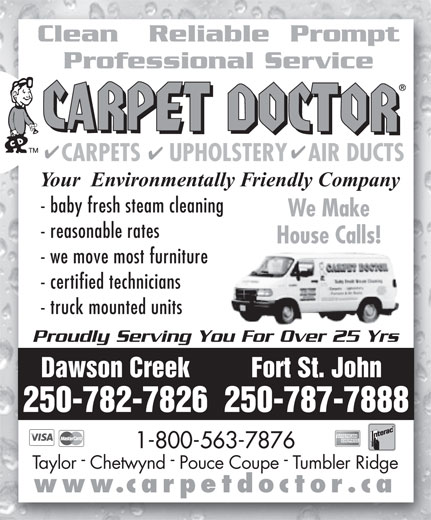 Ads Carpet Doctor