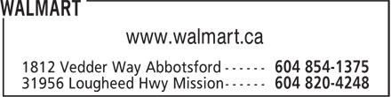 Ads Walmart