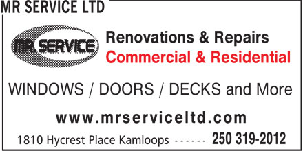 Ads Mr Service Ltd