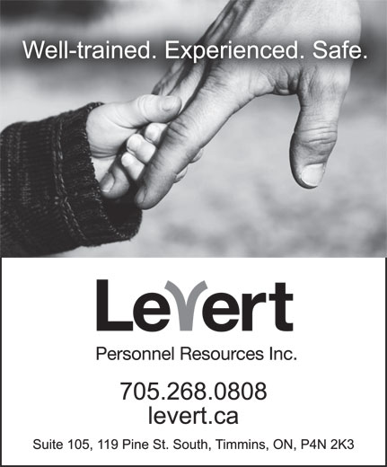 Ads Levert Personnel Resources Inc