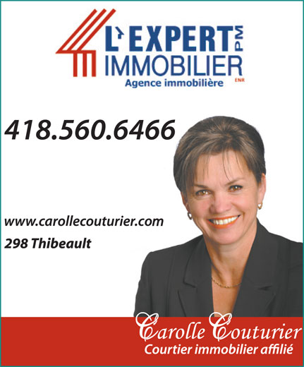 Ads Carolle Couturier Courtier Immobilier