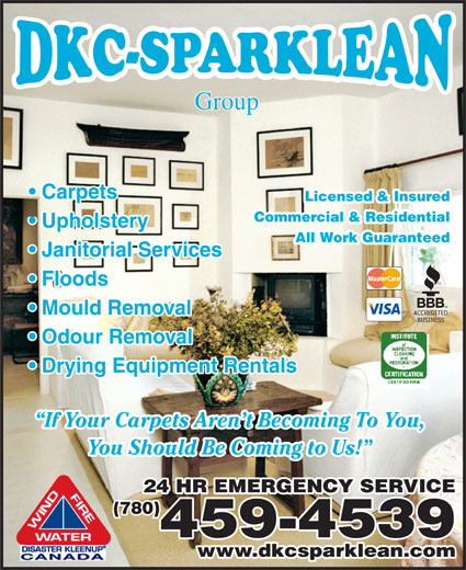 Ads DKC Sparklean Group