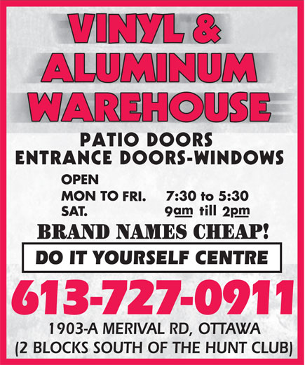 Ads Aluminum Warehouse