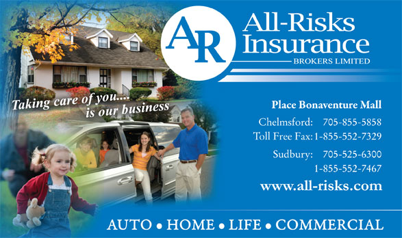 Ads All-Risks Insurance Brokers Ltd