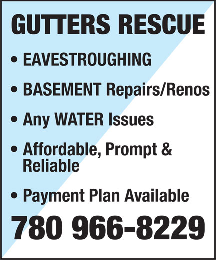 Ads Gutters Rescue
