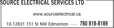 Ads Source Electrical Services Ltd
