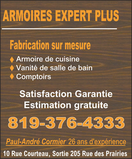 Ads Armoires Expert Plus Enr