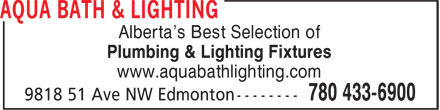 Ads Aqua Bath & Lighting