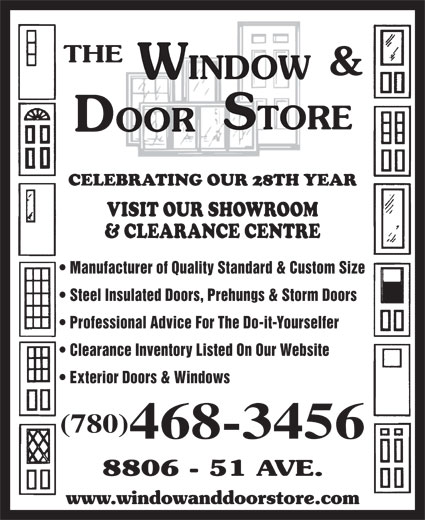 Ads The Window & Door Store