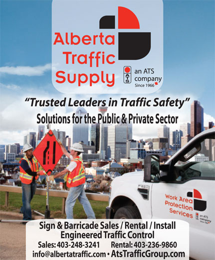 Ads Alberta Traffic Supply Ltd