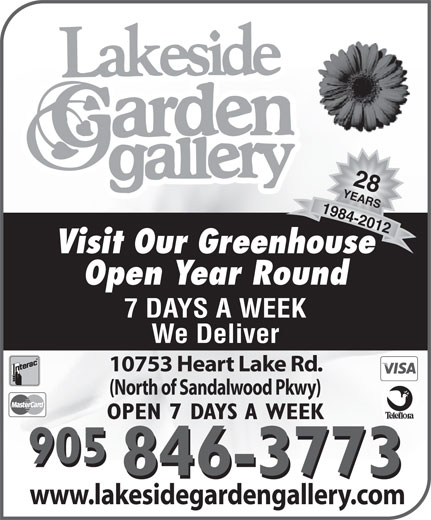 Ads Lakeside Garden Gallery