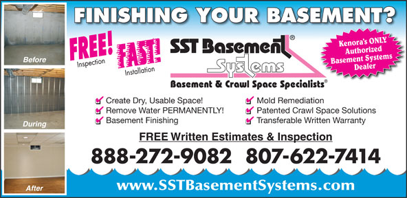 Ads SST Basement Systems
