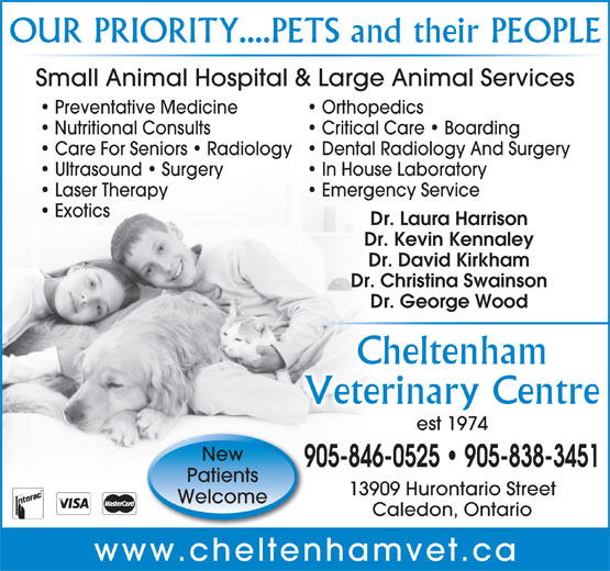 Ads Cheltenham Veterinary Centre