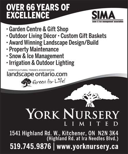 Ads York Nursery Ltd
