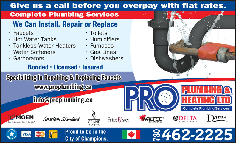 Ads Pro Plumbing &amp; Heating Ltd