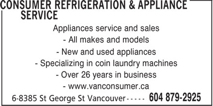 Ads Consumer Refrigeration & Appliances Ltd