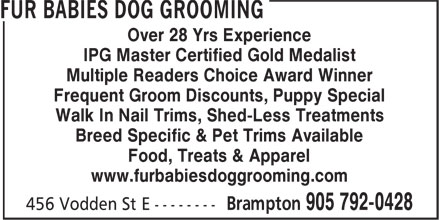 Ads Fur Babies Dog Grooming