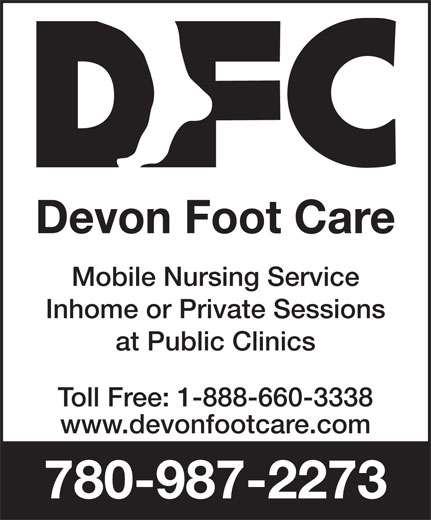 Ads Devon Foot Care