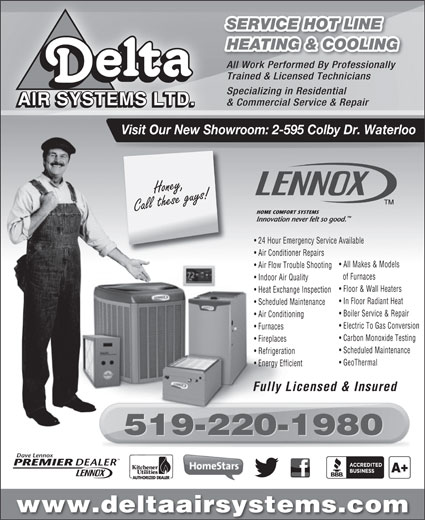 Ads Delta Air Systems Ltd