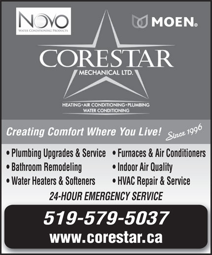 Ads Corestar Mechanical Ltd