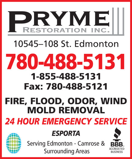 Ads Pryme Restoration Inc