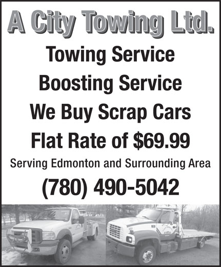 Ads A City Towing Ltd