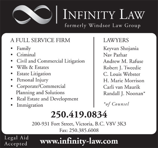 Ads Infinity Law Corporation