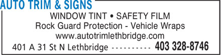 Ads Auto Trim & Signs