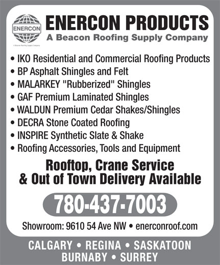 Ads Enercon Products Ltd