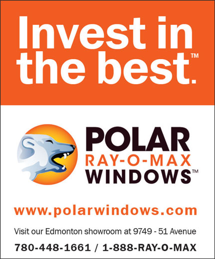 Ads Polar Ray-O-Max Windows